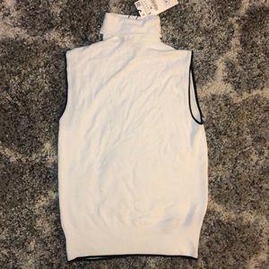 Zara Turtleneck Knit Top
